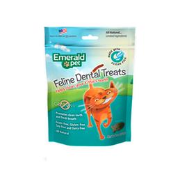 Snack Emerald Pet Cat Dental Pescado Oceanico