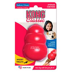 Kong Portapasabocas Classic Medium