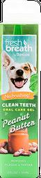 Clean Teeth Gel For Dogs 2Oz Sabor Mani - 2 Oz