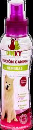 Loción Dinky Perros Hembras - 120 Ml