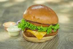 Hamburguesa Honey Chicken Burger