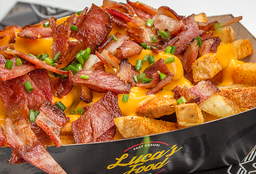 🍟 Luca's Cheese and Bacon Fries