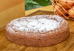 Torta Melcochuda de Brownie