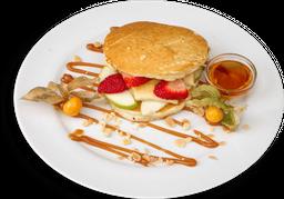 Pancakes Frutas al Natural