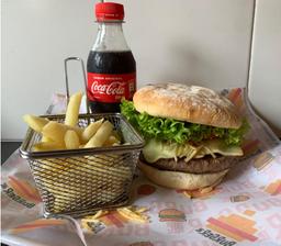 Combo  burger inc