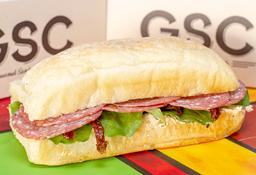 🥪 Sándwich Salami Italiano