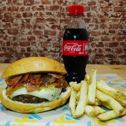 20% OFF Maikki Rappi Burger en combo
