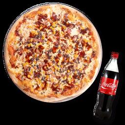 Pizza Barbacoa (M)