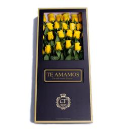 Canaria 24 Rosas caja negra