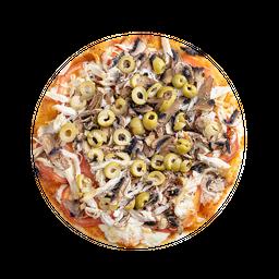 Pizza Pollera Colorá