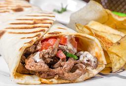 Shawarma de Pollo