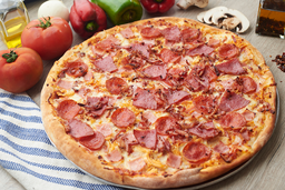 Pizza 5 Carnes (M)