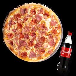 Pizza 5 Carnes (XL)