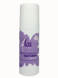 Desodorante De Piedra De Alumbre Para Mujer (Roll On)