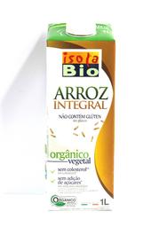 Bebida De Arroz Integral 1Lt