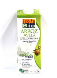Bebida De Arroz Y Avellanas 1Lt