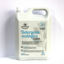 Detergente Ecologico Sin Fragancia 1 Gl