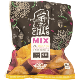 Chip Chas Mix 30Gr