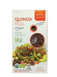 Andean Valley Grano de Quinoa Real Rojo