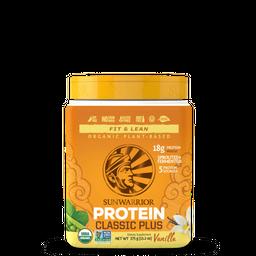 Proteina Organica Plus Vainilla 375Gr