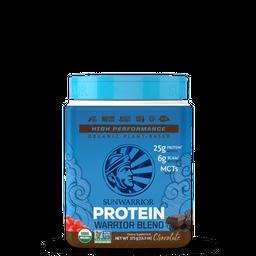 Proteina Organica Warrior Chocolate 375Gr
