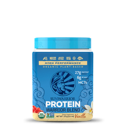 Proteina Organica Warrior Vainilla 375Gr