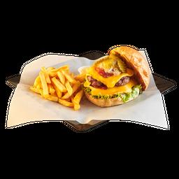Hamburguesa American Burger