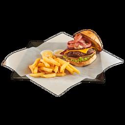Hamburguesa Atlantic Burger