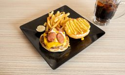 Combo Bacon Burger