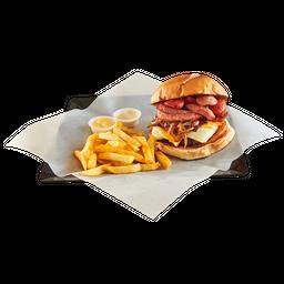 Combo Quillera Burger