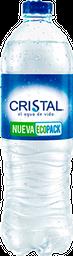 Botella de Agua Cristal 600ml