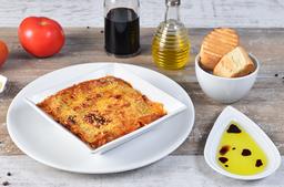 Lasagna Berenjenas a la Parmesana