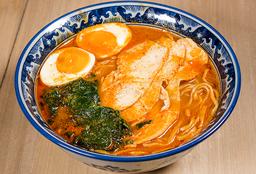 Ramen Spicy Toripaitan (picante)