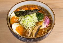 Ramen Yasai Vegetariano