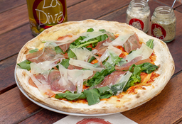 1 Pizzas + 1 Pizza de Dulce Gratis