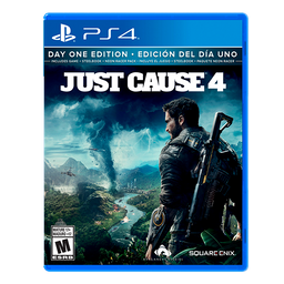 PS4 Just Cause 4 Day One