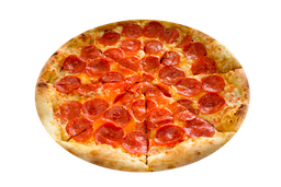 Pizza Pepperoni Personal + Bebida