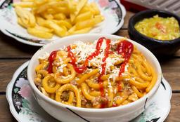 Spaguetti con Carne