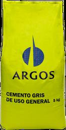 Cemento Argos Gris 5kg