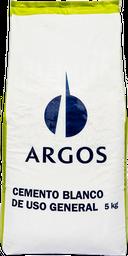 Cemento Argos Blanco 5kg