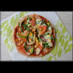 Pizza Integral Individual Vegetariana (250 g)