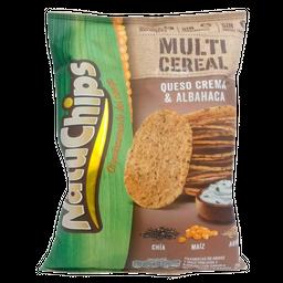 Snack Queso Crema y Albahaca 40 gms