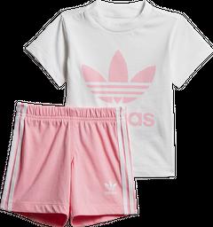 Conjunto Camiseta Y Short Trifolio