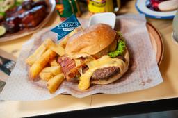 Hard Rack Burger