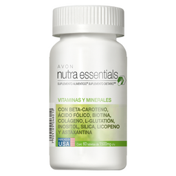 Vitaminas & Minerales Nutra Essentials