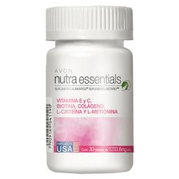 Vitamina E Y C, Biotina Y Colágeno Nutra Essentials