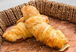 Croissant Jamón y Queso