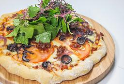 Pizza Mediterranea Keto