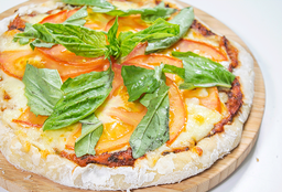 Pizza Margarita Gluten Free