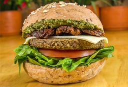 Hamburguesa Quínoa Provenzal Vegana